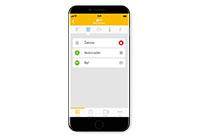 Mobilná aplikácia určená pre smartfóny