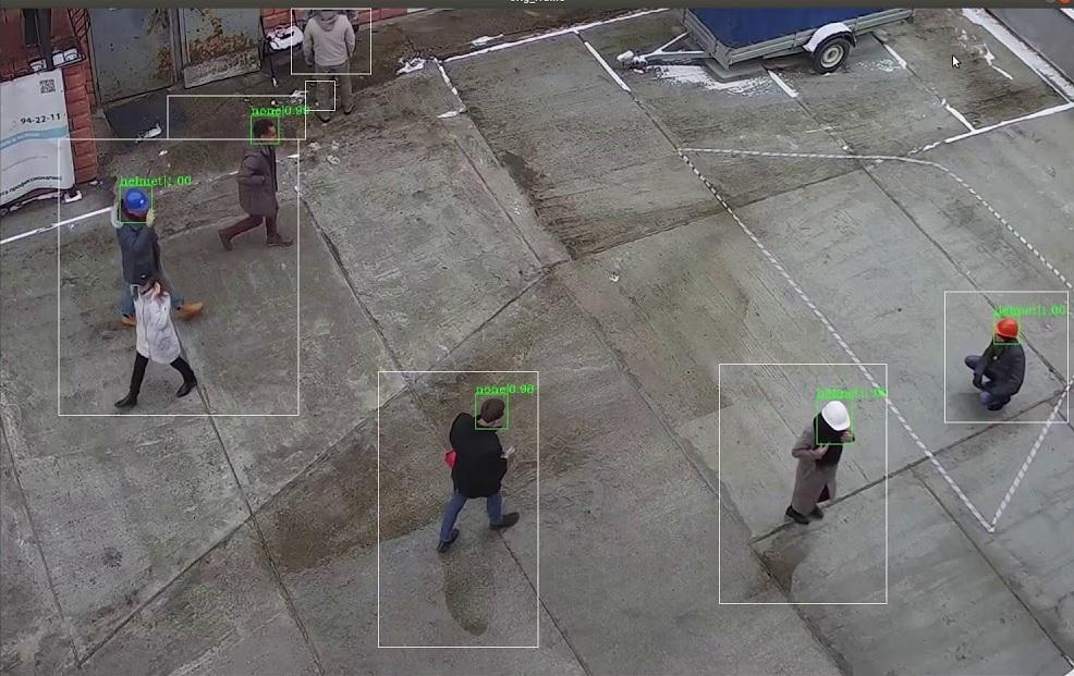 Detekcia pohybu
